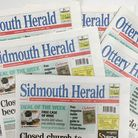How do you get your news from the Sidmouth Herald?