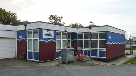Sidmouth Youth Centre. Ref shs 0825-40-14TI. Picture: Terry Ife