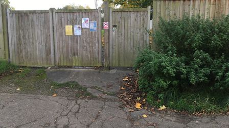 Parents are calling for similar safety barriers in place at the front of Ottery Primary School to be