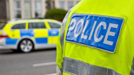 Police appeal for witnesses after cars damaged in Uphill.