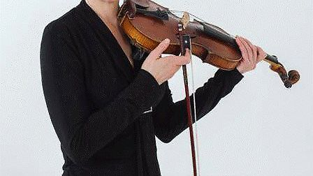 The orchestra will be joined by a new Russian violinist - Oxana Militsina.