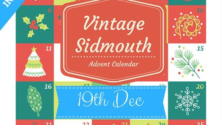 Vintage Sidmouth interactive 2017 advent calendar. Picture: Thinkstock