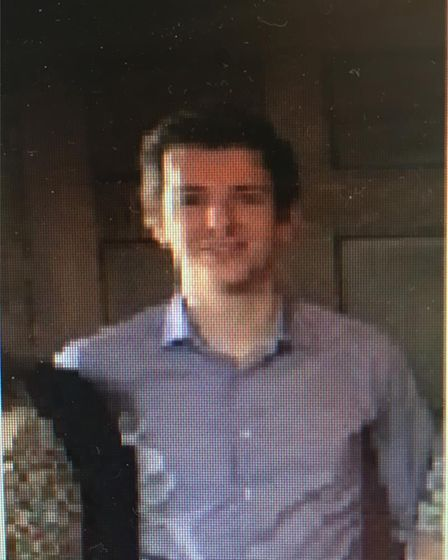 Daniel Chambers is missing from Tipton St John