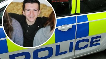 Police continue to search for missing Sidmouth teenager Daniel Chambers.