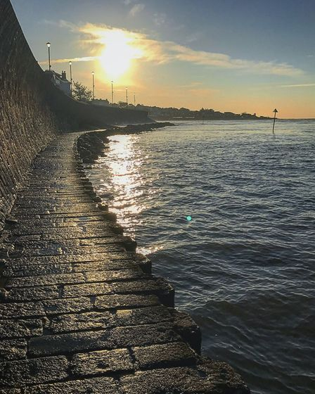 Exmouth Glory. Enjoy running and these are some of the photos I took as I ran around. Picture: James