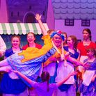 SADS performance of Jack and the Beanstalk. Ref shs 01 18TI 5887. Picture : Terry Ife