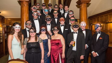 The 2017 Sidmouth Lifeboat Ball. Picture: Kyle Baker