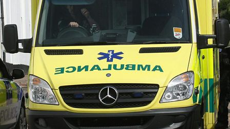 South Western Ambulance Service were called to Ottery this morning to help a woman in her 70s.