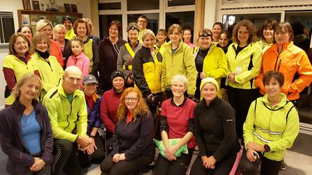 The 2018 Sidmouth Running Club Beginners course group.