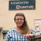 Jurassic Coast poet-in-residence Sarah Acton. Picture: Contributed.