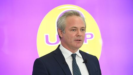 UKIP leader Richard Braine plans to boycott his own conference because the party has not sold enough