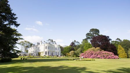 Deer Park Country House Hotel. Picture: Venetia Norrington