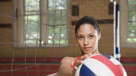 Volley ball. Picture: Thinkstock/Getty Images