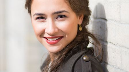Anna Tsybuleva, who won the Leeds International Piano Competition in 2015, will be playing in Sidmou