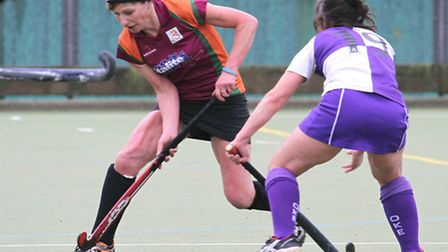 Sidmouth and Ottery Ladies' 4ths played Okehampton 2nds at the King's School on Saturday. Ref shsp