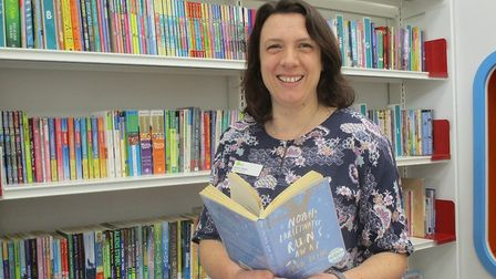 Xanthe Waite has joined Ottery Library as its new supervisor.