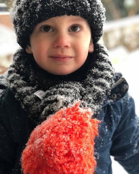 Wrap up warm! Picture: Kylie Bosence