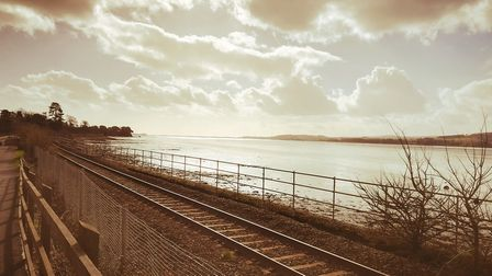 Exton to Exmouth on a sunny walk. Picture: Jade Shaw