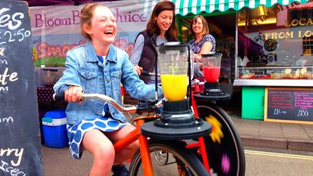 Ottery Food and Families Festival will return on June 2.