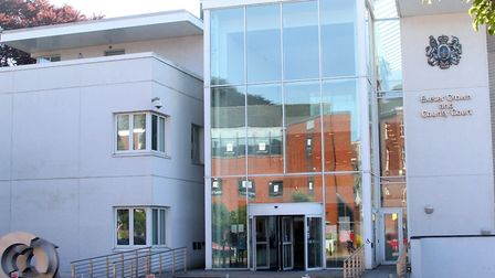 Exeter Crown Court. Ref exeter crown court