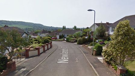 Newlands Close - Sidmouth. Picture: Google Maps