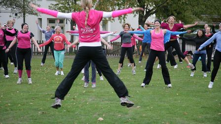 Janey Holliday is hoping to get support for her fit for a princess fitness class.