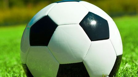 A great shot of a soccer ball Doni and I shot with the rest of the sports stuff. Man, the sun was ho