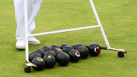 Sidmouth bowling club hosted a tournament at the weekend. Ref shsp 28-16AW 2225. Picture: Alex Walto