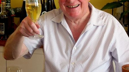 Tributes have been paid to Derek Parry by his loved ones and Sidmouth Chamber of Commerce colleagues