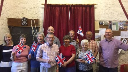 Bell ringers from Sidmouth Parish Church rung the bells out to celebrate the Royal Wedding on Saturd