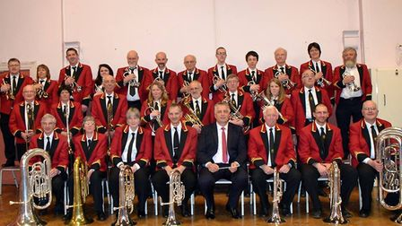 Ottery Silver Band and its training band will perform in a concert on April 28.