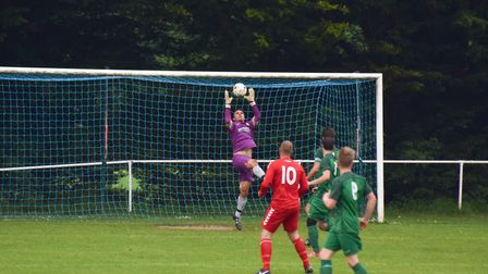 Sidmouth vs Budleigh. Cup final played at Ottery football club. Picture: Jason Sedgemore