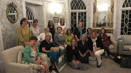 Forty years on - school friends gather for a reunion in Sidmouth