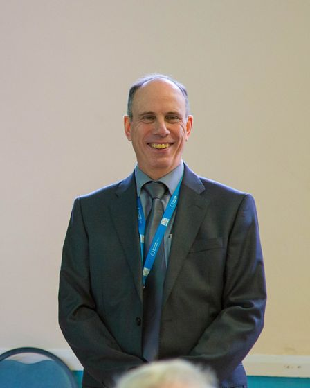 Gerry Moore, Community safety and anti-social behaviour co-ordinator for the East Devon and Mid Devo