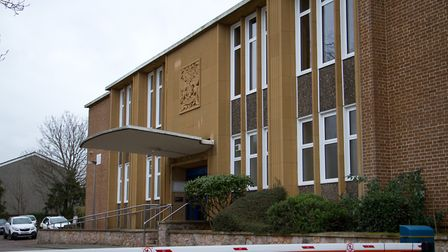 Exeter magistrates court. Picture: Terry Ife