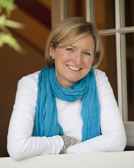 Author Liz Fenwick will appear at the literary festival. CREDIT: www.adamgibbard.co.uk
