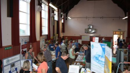 Ottery Health Matters event