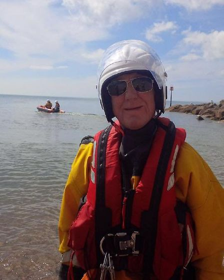 Tributes have been paid to Alan Phillips, who was the driving force behind setting up Sidmouth's ins