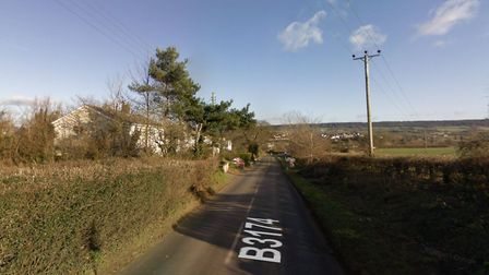 Exeter Road, Ottery St Mary. Picture: Google