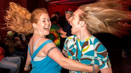 Ceilidh at The Bulverton: Picture by Kyle Baker Photography