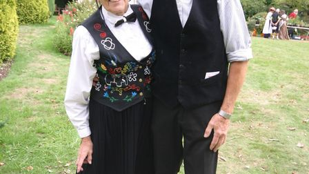 Ann and Terry Knight. Picture: Contributed