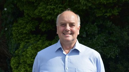 John Sheaves, the Conservative party candidate. Picture: Stuart Pilcher