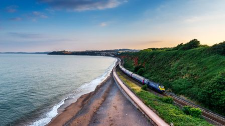 This short walk from Dawlish Warren to Dawlish is always invigorating and exciting. Take the walk at