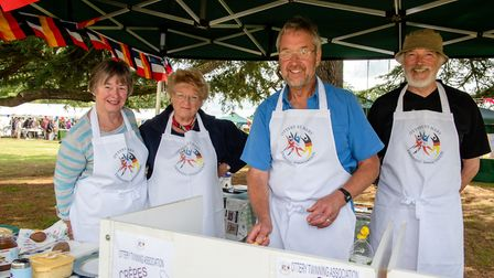 Cadhay Fair 2018.