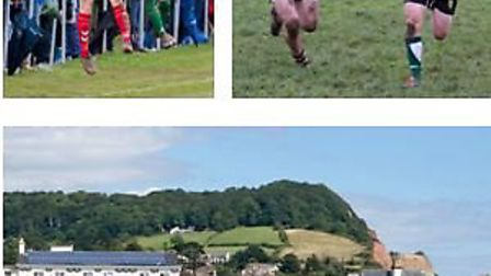 September 1, was certainly a 'Super Sporting Saturday' for Sidmouth teams as the Town football team