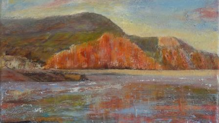 Symphony of Light by June Murrell. Picture: Contributed