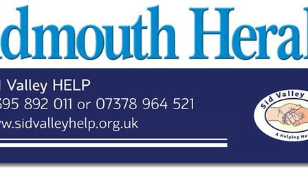 Sidmouth Herald and Sid Valley HELP have joined forces. Picture: Archant