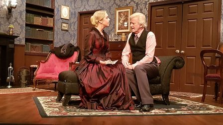 Gaslight, one of the plays performed at the Manor Pavilion Theatre this summer. Picture: Contributed