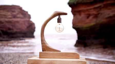 Nick Hannan, wooden furniture. The Studio, Holly Tree, Hunger Hill, Newton Poppleford. Picture: Cont
