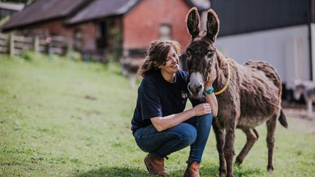 The charity is thrilled to receive royal recognition. Picture: Matt Austin